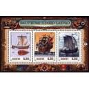 Ajaloolised laevad. Balti riikide ühisväljaanne