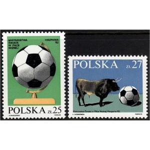 Poola - Espana ´82 jalgpalli MM, **
