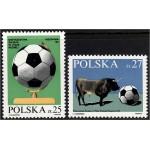 Poola - Espana ´82 jalgpalli MM, MNH