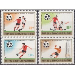 Albaania - Espana 1982 jalgpalli MM, **
