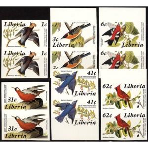 Libeeria - linnud 1985, puhas (lõigatud)