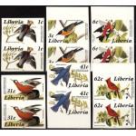 Libeeria - linnud 1985, puhas (MNH)
