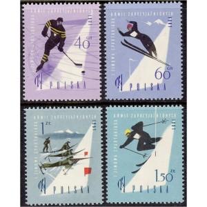 Poola - Armee talispartakiaad 1961, puhas