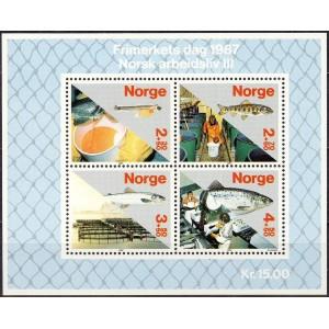Norra - kalad 1987, puhas