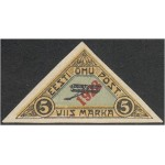 1923 Õhupost ületrükk 5m, puhas (MLH)