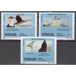 Rwanda - linnud 1975, puhas