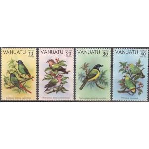 Vanuatu - linnud 1981, puhas