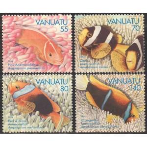 Vanuatu - kalad 1994, puhas