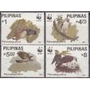 Filipiinid - linnud 1991 (WWF), puhas