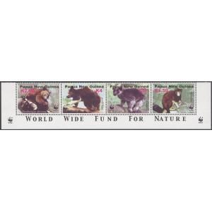 Papua New Guinea - loomad 2003 (WWF), **