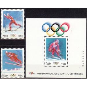 Poola - Lillehammer 1994 olümpia, **