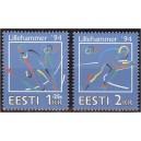 1994 - Lillehammer ´94 taliolümpia, MNH