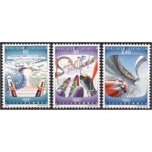 Liechtenstein - Lillehammer 1994 olümpia, **