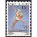 Belgia - Lillehammer 1994 taliolümpia, MNH