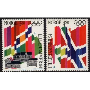Norra - Lillehammer 1994, olümpia (I), **