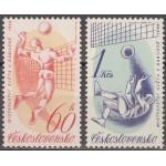 Tšehhoslovakkia - MM võrkpallis, MNH