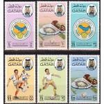 Qatar - jalgpall 1976, MNH