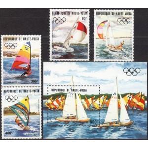 Ülem-Volta - Los Angeles 1984 olümpia, **