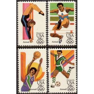 USA - Los Angeles 1984 olümpia (II), **