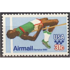 USA - Moskva 1980 olümpia (III), **