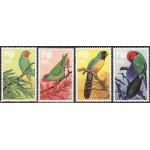 Fiji - linnud, papagoid 1983, puhas
