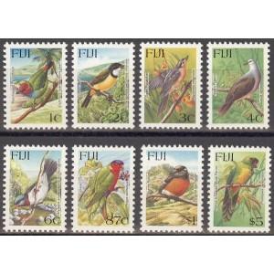 Fiji - linnud 1995, puhas