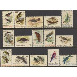 Norfolk Island - linnud 1970/1971, puhas