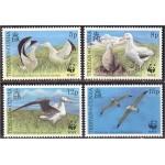 Tristan da Cunha - linnud 1968, puhas