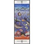 ÜRO (Viin) - merefauna, kalad 1992, puhas