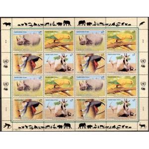 ÜRO (Viin) - fauna: loomad, linnud 1995, **