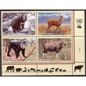 ÜRO (Genf) - loomad 2004, **