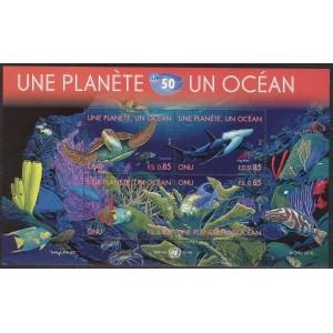 ÜRO (Genf) - merefauna, kalad 2010, **