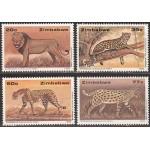 Mosambiik - fauna 1981, puhas