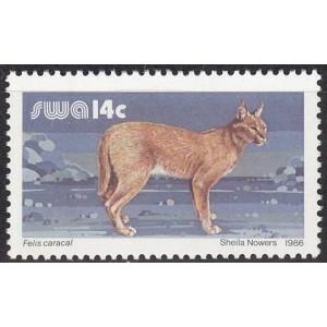 SWA - loomad 1986, puhas