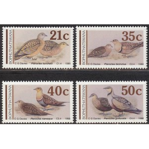 Bophuthatswana - linnud 1990, **