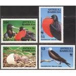 Angoola - linnud WWF 1999, puhas