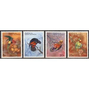 Papua New Guinea - linnud 1967, **