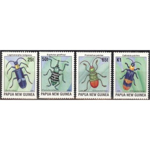 Papua New Guinea - putukad 1996, puhas