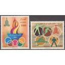 Alzeeria - Seoul 1988 olümpia, MNH
