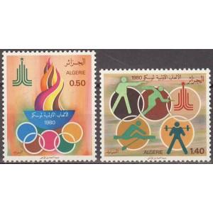 Alžeeria - Moskva 1980 olümpia, **
