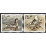 Island - linnud 2001, puhas