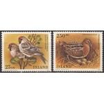 Island - linnud 1989, puhas