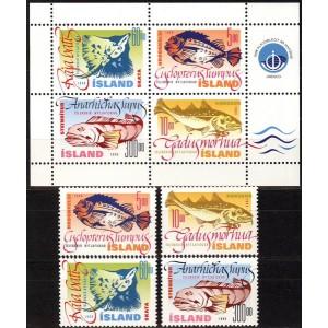 Island - kalad 1998, puhas