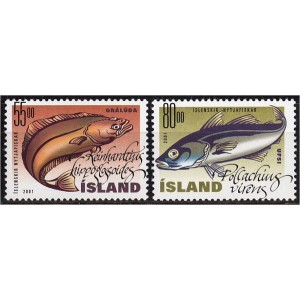 Island - kalad 2001, puhas