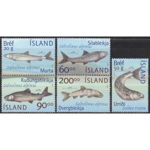 Island - kalad 2002, puhas