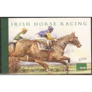 Iirimaa - hobused 1996 margivihik, puhas