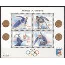 Norra - Lillehammer ´94, olümpiavõitjad (II), **