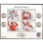 Norra - Lillehammer ´94, olümpiavõitjad (III), **