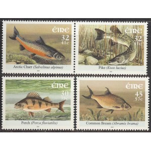 Iirimaa - kalad 2001, puhas