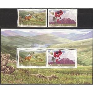 Iirimaa - maastik, fauna 2005, puhas